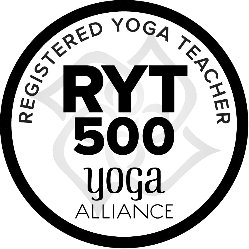 Certificato: Registered Yoga Teacher 500